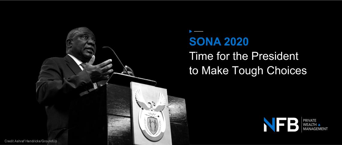 SONA 2020: Time for the President to Make Tough Choices