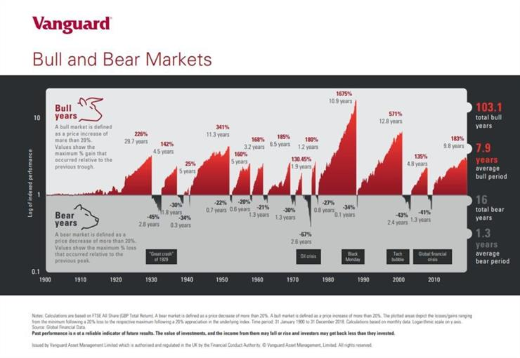 Bull and Bear Markets