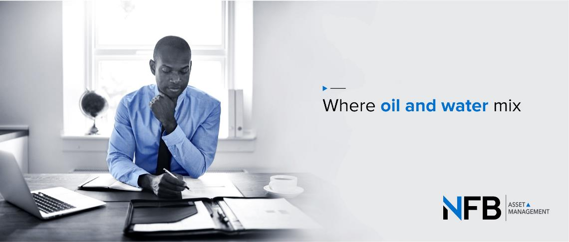 Where oil and water mix