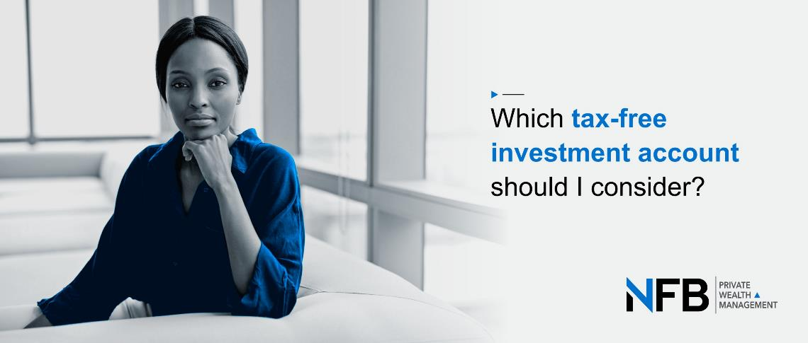 Which tax-free investment account should I consider?
